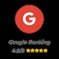 Google ranking icon